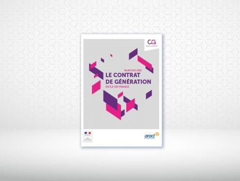 le contrat de génération en île-de-france